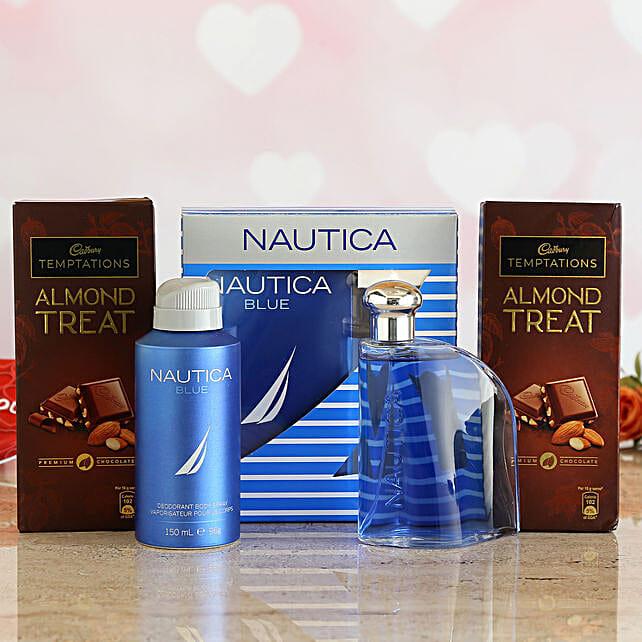 Online Nautica Blue Set:Bcpl Gift Sets