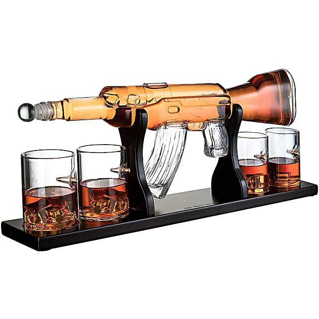 Online Whiskey Decanter Set