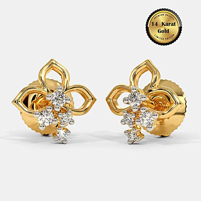 Online The Cornelia Stud Earrings