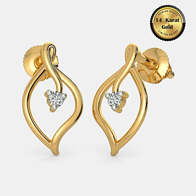 Online The Pippa Stud Earrings