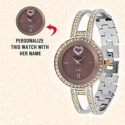 ladies personalised online:Watches