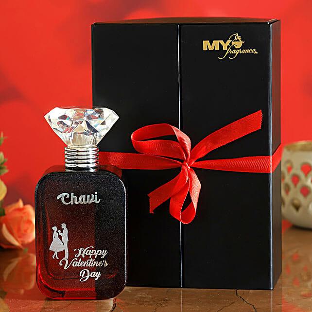 Celebrate Love Personalised Gorgeous Perfume