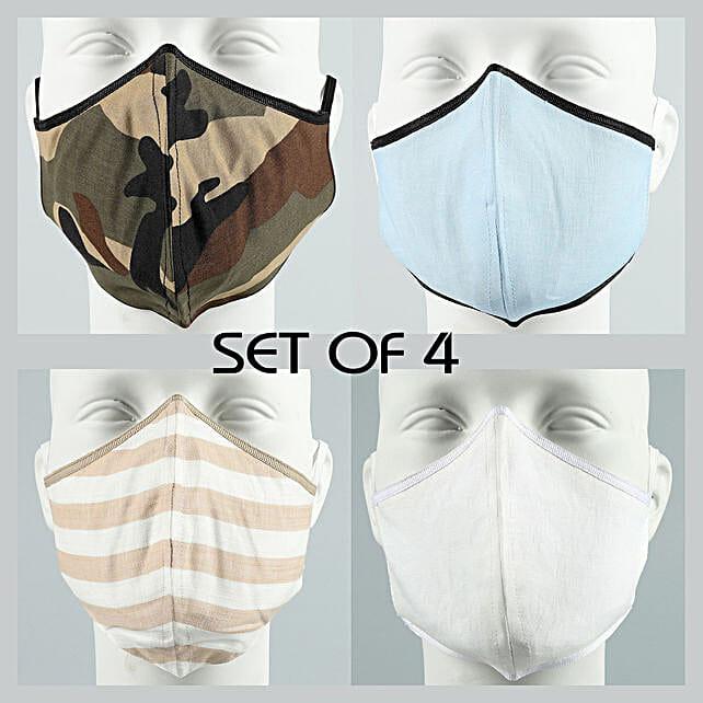 Online Designer Men's Mask