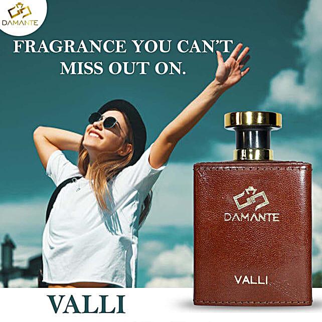 Damante Valli Luxury Unisex Perfume