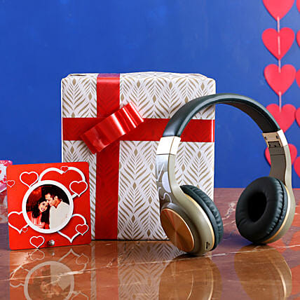 I Next Wireless Speaker Headphone And Cute Table Top:Electronic Gifts