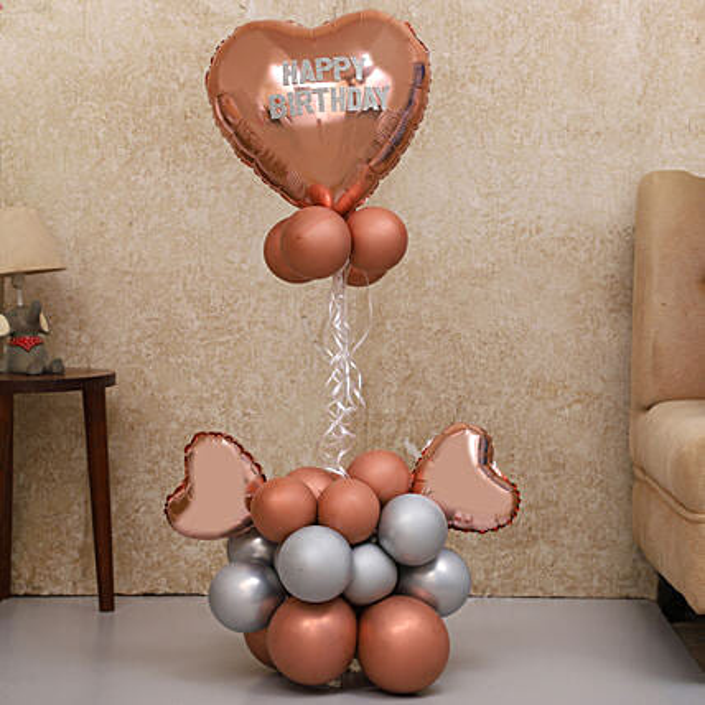 Birthday Special Balloon Bouquet