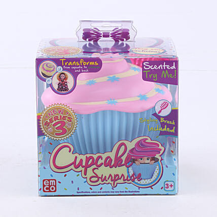 Cupcake Surprise Doll Molly