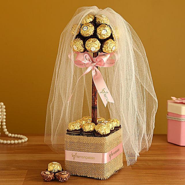 Ferrero Rocher Arrangement For Her
