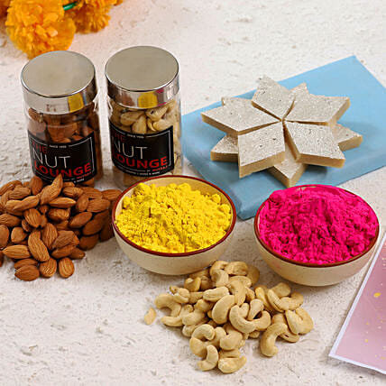Happy Holi Exclusive Hamper:Holi All Gifts