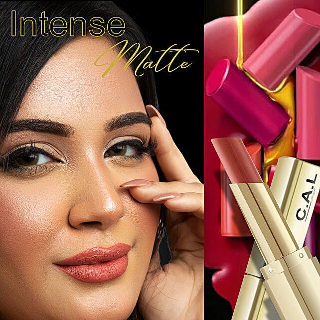 CAL Los Angeles Intense Matte Lipstick Combo