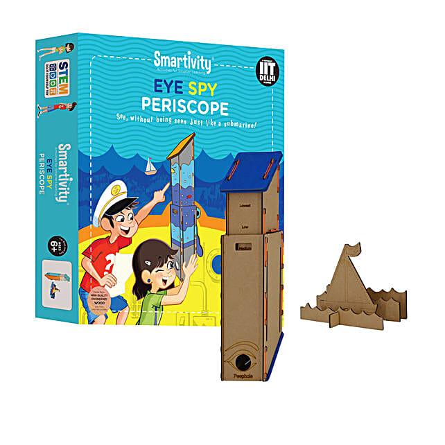 Smartivity Eye Spy Periscope Educational Game Kit