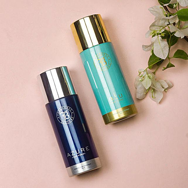 Aqua Deodorant Combo Unisex