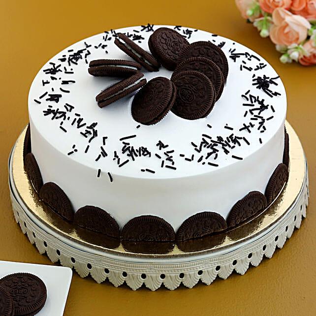 Oreo Treat Cake