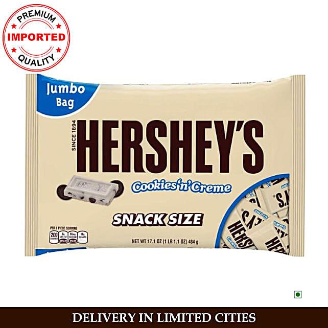 Hershey Cookies n Creme Bag