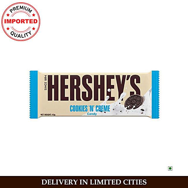 Hershey Cookies n Creme Bar