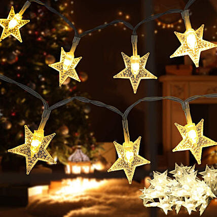 Star Shaped Decoration Lights:Lighting Accessories