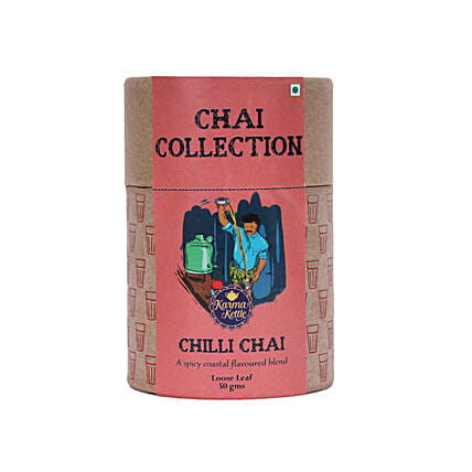 Karma Kettle Coastal Flavoured Chilli Chai Tea