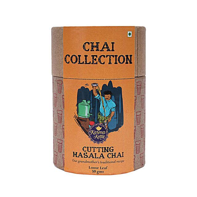 Karma Kettle Refreshing Cutting Masala Chai Tea