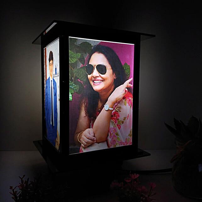 Persoanlised LED Photo Box Night Lamp