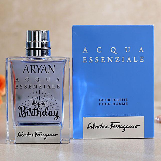 Personalised Acqua Essenziale EDT 100 ML:Personalised Perfumes