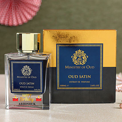 Personalised Ministry of Oud Blue EDP 100 ML