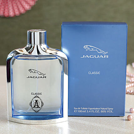 Personalised Jaguar Classic EDT 100 ML