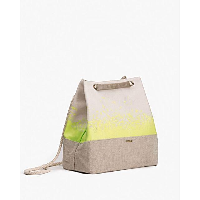 EcoRight Wild Grass is Greener Convertible Backpack