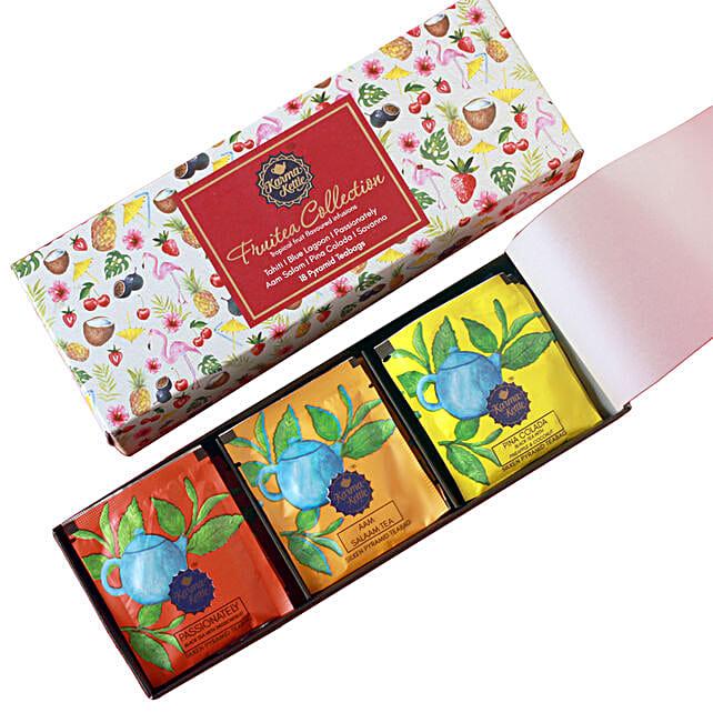 Karma Kettle Fruitea Collection Gift Box