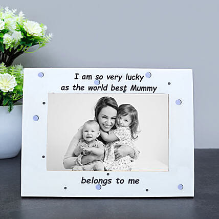 Photo Frame For Mother's Day