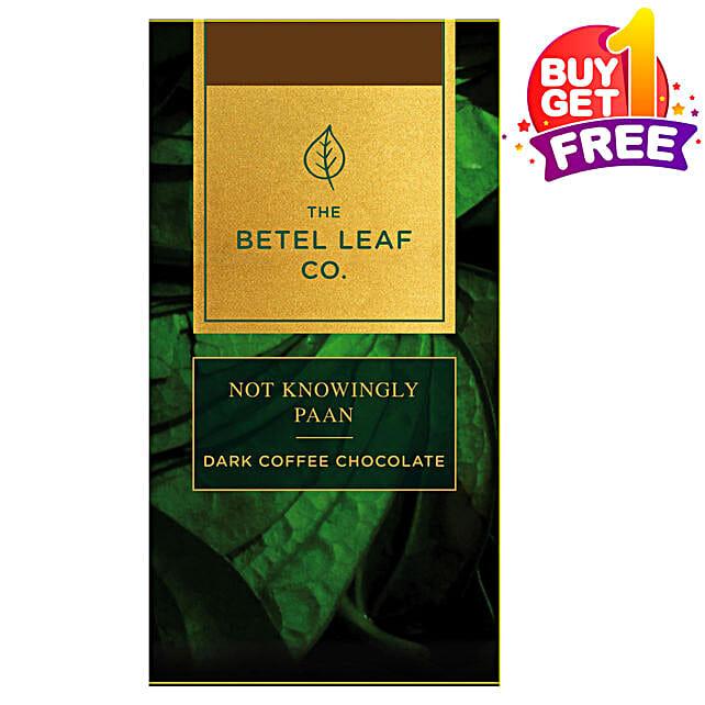 Betel Dark Coffee Chocolate:Order Chocolates