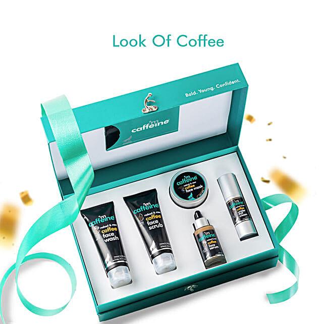 mCaffeine Coffee Look Gift Kit