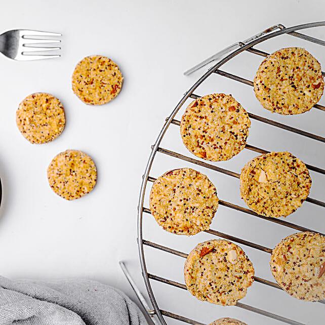 Ragi FIT Cookies:Diwali Cookies
