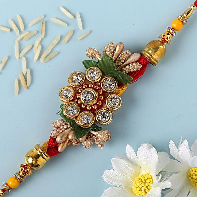 Designer Antique Rakhi