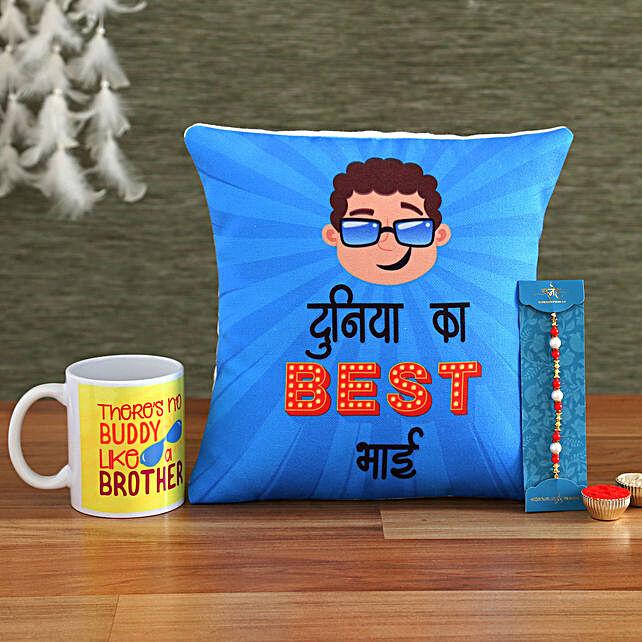 Best Bhai Rakhi Hamper