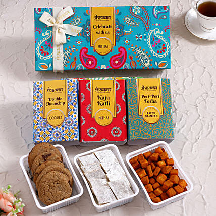 Sweet and Savoury Delight Boxes