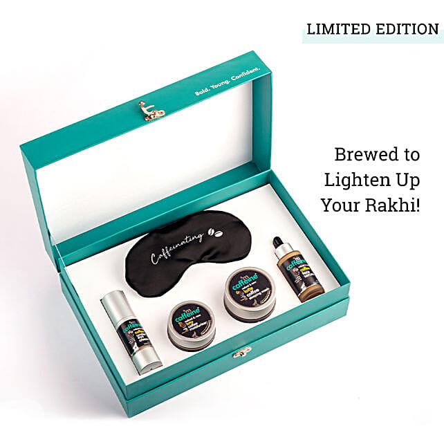 Mcaffeine Pro Coffee Night Skincare Gift Kit