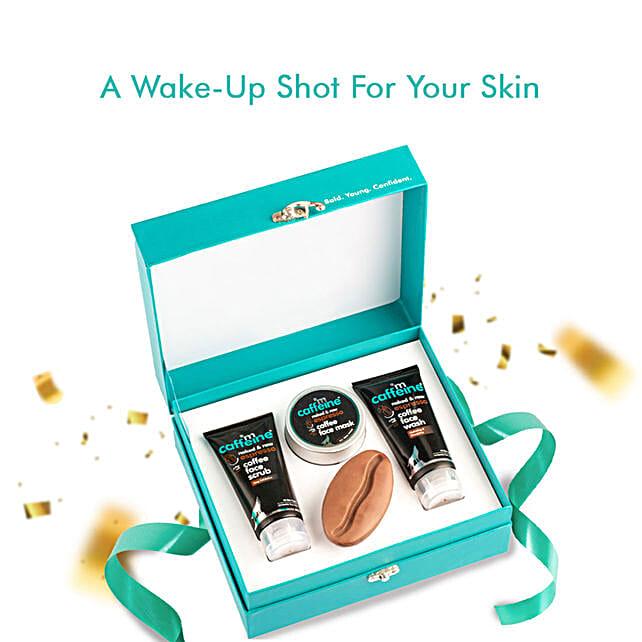 Mcaffeine Strong Brew Espresso Gift Kit:Gift Sets