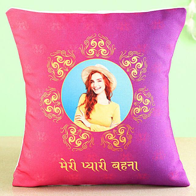 Personalised Cushion For Pyaari Behena
