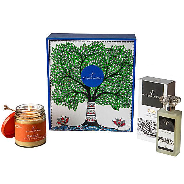 Goa EDP & Aromatic Candle