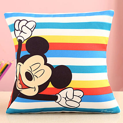 Disney Mickey Mouse Cute Cushion Hand Delivery