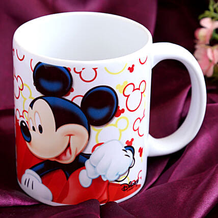 Disney Mickey Mouse Mug Hand Delivery