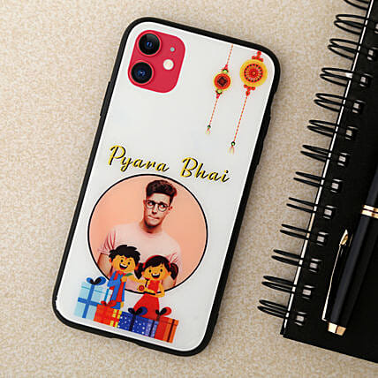 Personalised Iphone 11 Mobile Cover
