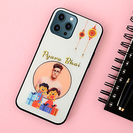 Personalised Iphone 12 Max Mobile Cover