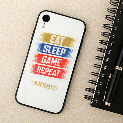 Personalised Iphone XR Mobile Cover