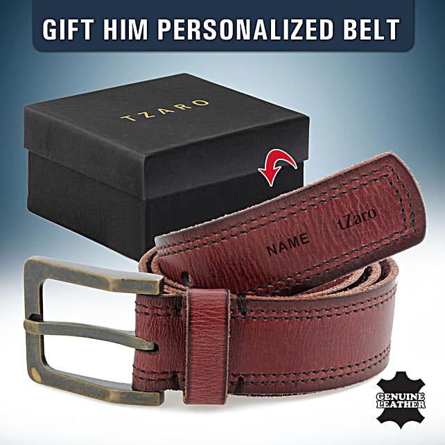 personalised belt for him wedding:Personalised Belts