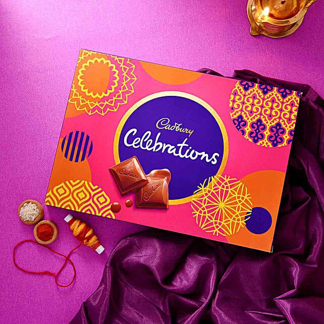 Cadbury Celebrations Box Bhai Dooj Hamper