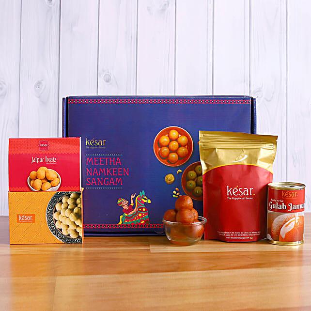 Diwali Special Sangam Box:Diwali Gift Hampers