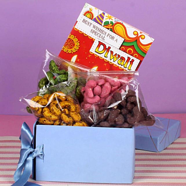 Diwali Vibes Assorted Exotic Cashew Box