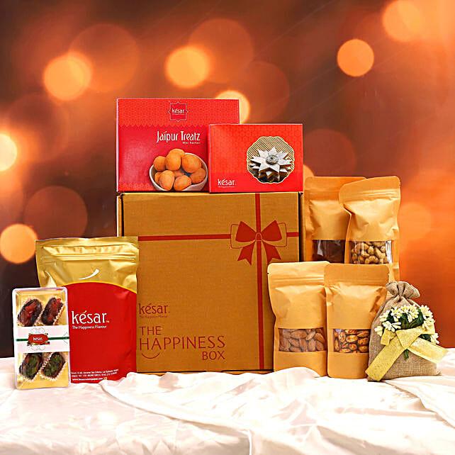 Happy Diwali Delicious Gift Hamper:Diwali Combos