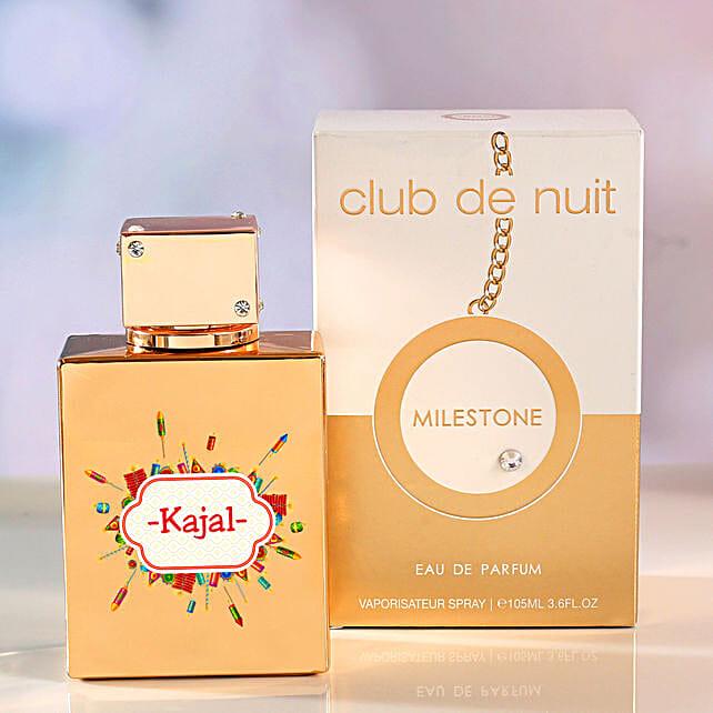 Personalised Club De Nuit Milestone EDP:Personalized Diwali Gifts